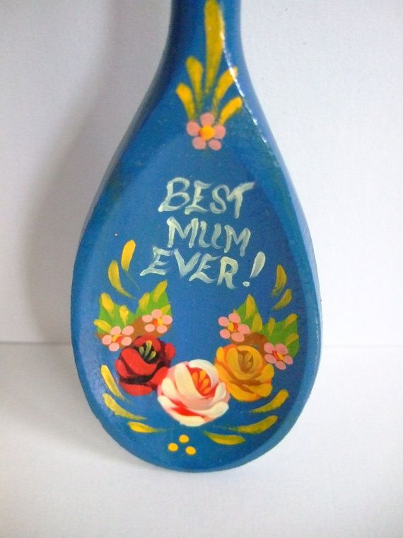 Hand-Painted Traditional Canal Art Decorative Wooden by Carishei