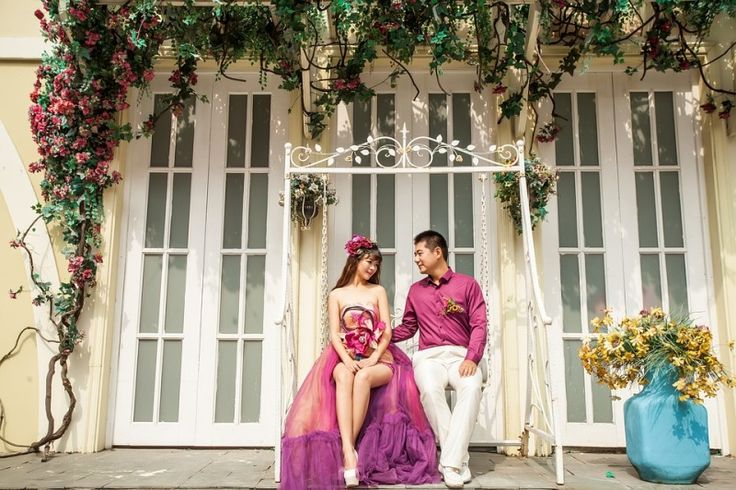 Lima Ide Pesta Pernikahan di Rumah yang Fun dan Berkesan