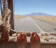 ...the road trip drive