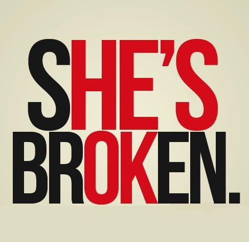 brokenLife, Words Plays, Quotes, Joy Of Life, Graphics Design, So True, Truths, Broken Heart, True Stories