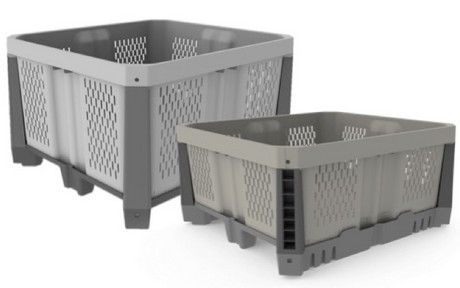 Earlier this month, Macro Plastics launched the Short Shipper bin. The bin is part of the family of Hybrid Bins, a line that was launched last year. The ultra-light Short Shipper is the compact.....