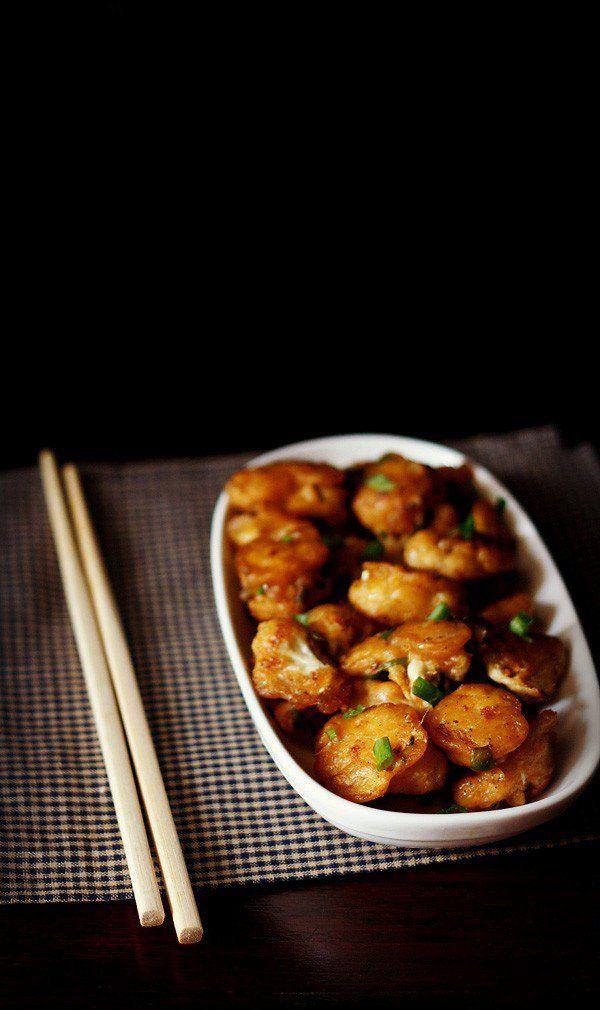 gobi manchurian recipe dry