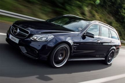 2014 #Mercedes-Benz #E63 #AMG #wagon by #VATH