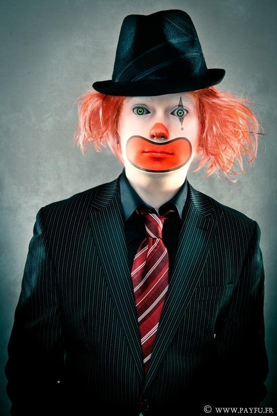 Clown. ❣Julianne McPeters❣ no pin limits
