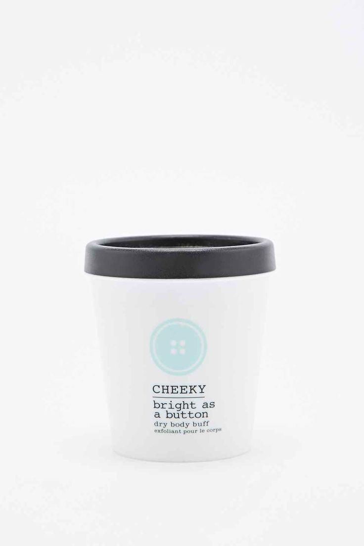 CHEEKY Body Scrub   Crafted with dead sea salts, whisks away dead skin sells to reveal shiny, refreshed and glowing skin underneath. The real you.