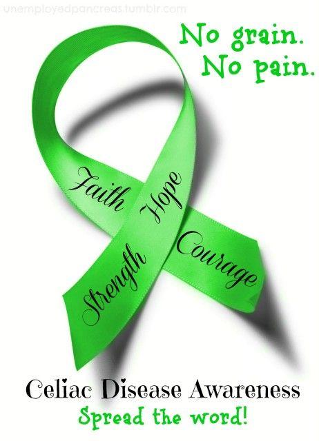 Symptoms of Celiac Disease - The Baking Beauties...Celiac Awareness Month is May