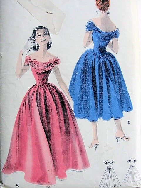 The 4694 best vintage sewing patterns images on Pinterest | Clothes ...