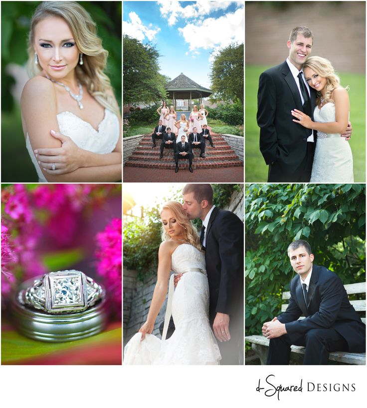 St Charles Mo Wedding Photography Gorgeous Bride Handsome Groom