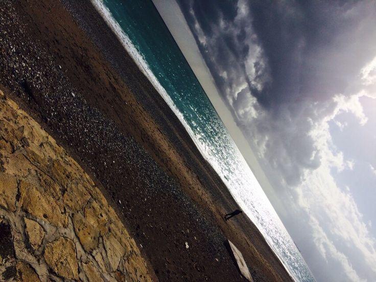 Antalya/Konyaaltı plajı