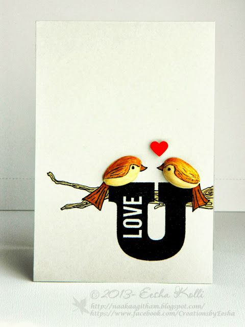Love Birds from Pistachio shells | Love for art in many forms- Eesha Kolli…