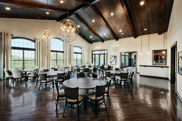Toll Brothers - Grand Hall to Host Parties for Friends and Family