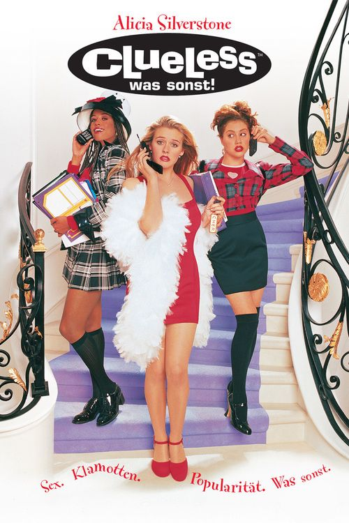 Watch Clueless (1995) Full Movie Online Free