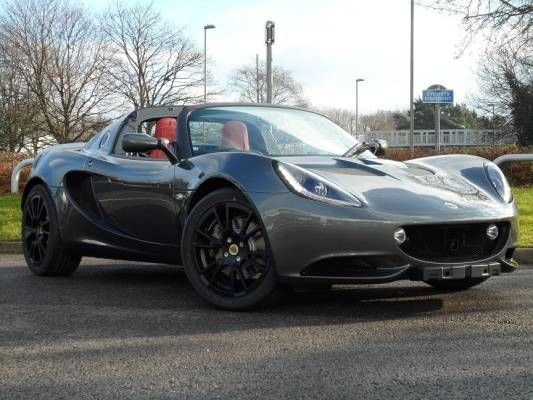 Used 2015 (10 reg) Grey Lotus Elise S TOURING for sale on RAC Cars