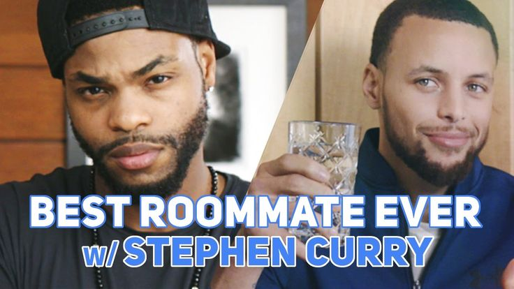 I don't know about you but this video Worst Roommate Ever! Stephen Curry Rap by KingBach (Music Video) just gave me a good laugh.  You should check it out.  It is funny!  #FilteredLife #ad