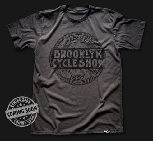 BROOKLYN CYCLE SHOW  #tshirt #tshirtdesign #fashion #triplocinque