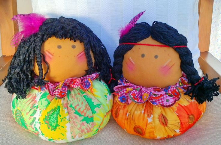 Handmade doll - Made in Portugal