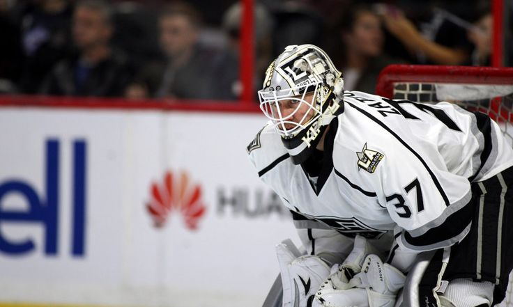 Kings place Jeff Zatkoff on waivers = The Los Angeles Kings have been riding a tandem of Jeff Zatkoff and Peter Budaj for almost the entire NHL season, since starter Jonathan Quick was hurt in the first game of the year. Now it looks…..