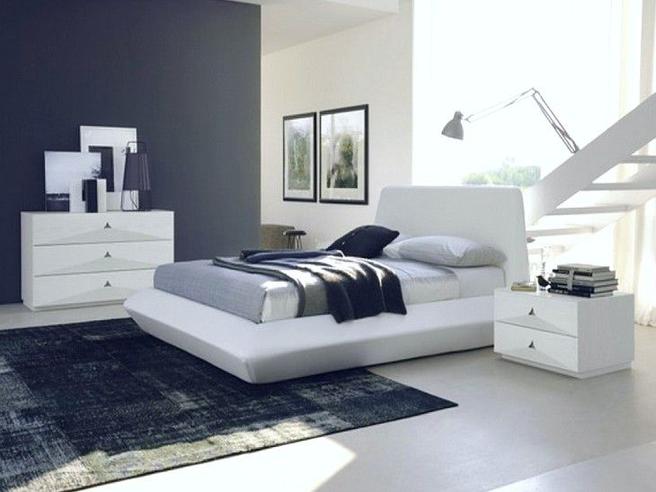 Find This Pin And More On Home Ideas White Contemporary Bedroom Furniture