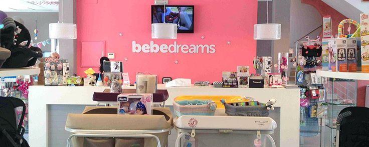 En #Bebedreams tienes todo lo necesario para tu bebé. Estamos en Palma.