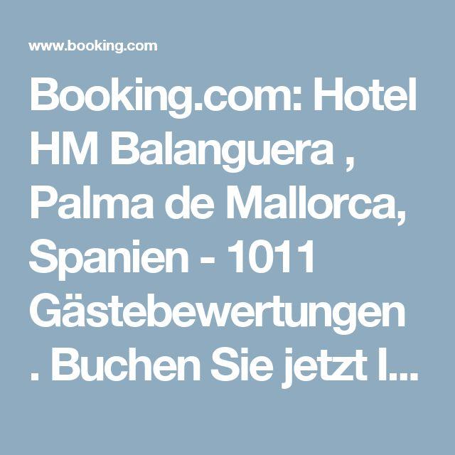Booking.com: Hotel HM Balanguera , Palma de Mallorca, Spanien - 1011 Gästebewertungen . Buchen Sie jetzt Ihr Hotel!