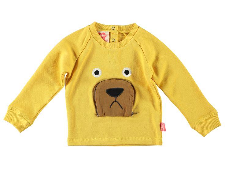 Bear Sweatshirt / Sun