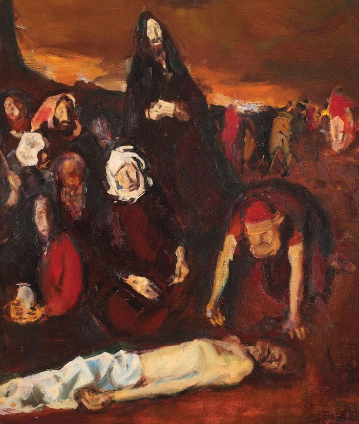 Pieta, Corneliu Baba