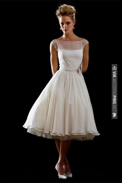 adorable wedding dress! | CHECK OUT MORE IDEAS AT WEDDINGPINS.NET | #weddings #weddingdress #inspirational