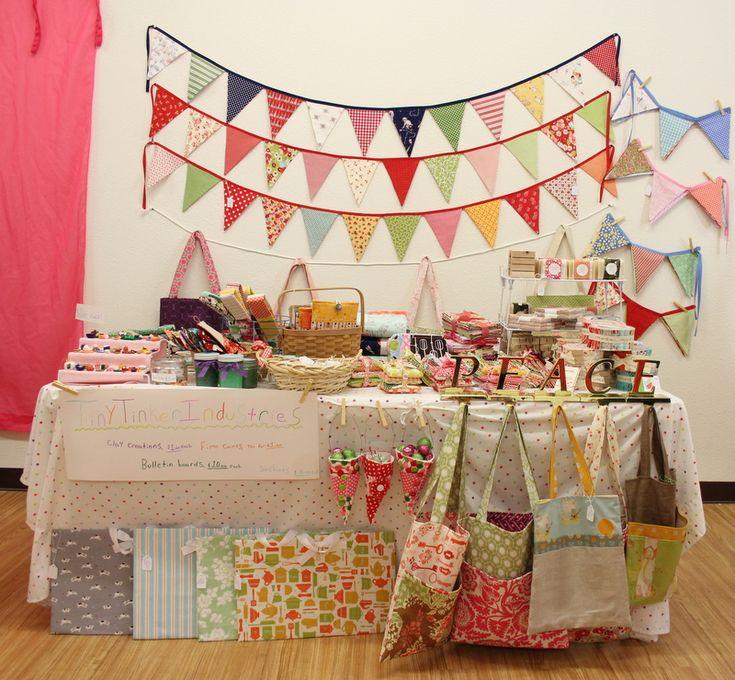 craft fair display uhhhh sara next year girl