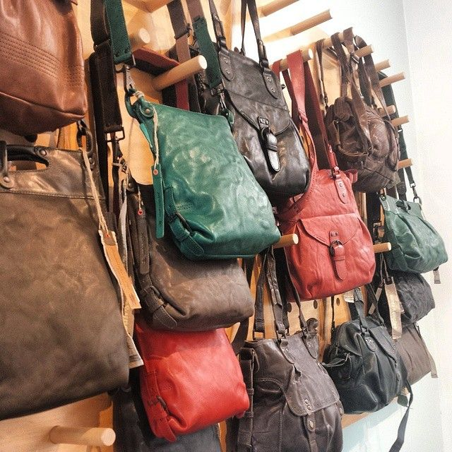 Collection of Aunts and Uncles bags