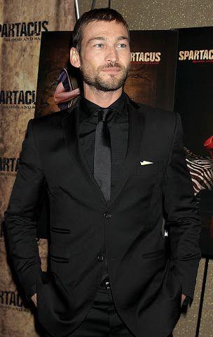 black on black suit no tie - Google Search