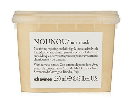 nounou hair mask instructions
