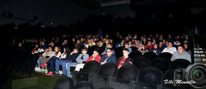 """Il pubblico della prima edizione del """"Non Tacerò Social Fest """" 2015"""