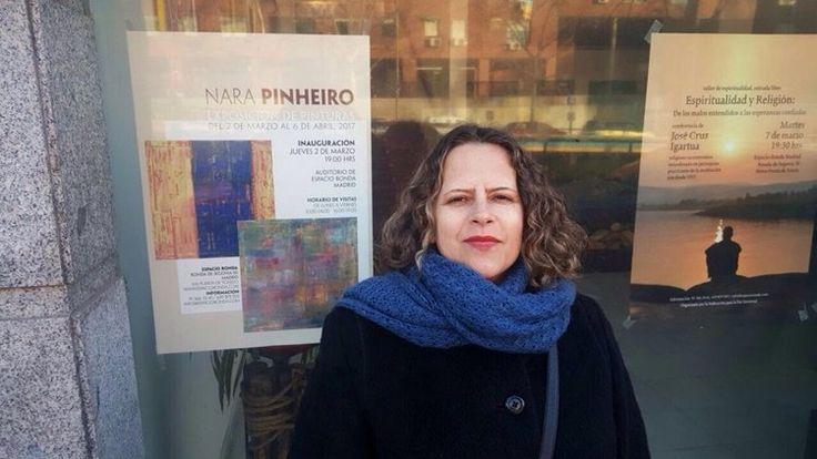 Eventos, Exposición Arte Contemporáneo, Nara Pinheiro