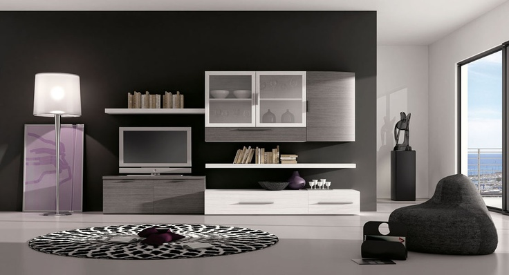 8 best COMEDORES MODULARES images on Pinterest | Dining rooms, Tv ...