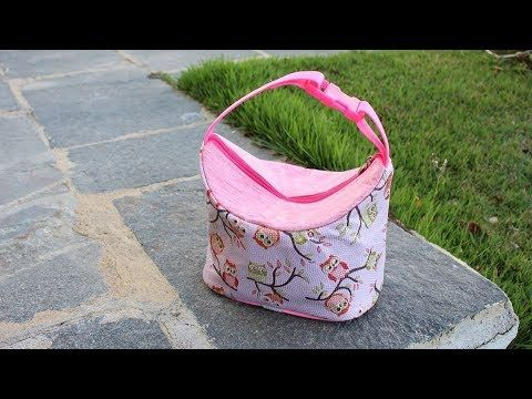 D.I.Y. Necessaire Jujuba - By Karina Uzêda - Tutorial - YouTube