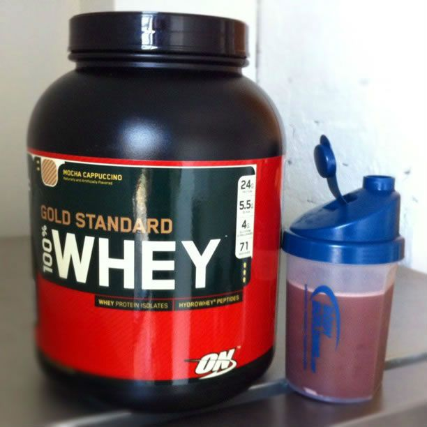 #100% whey protein  This is a great brand. Everyone needs a protien powder.. I like both vanilla and chocolate. YUM