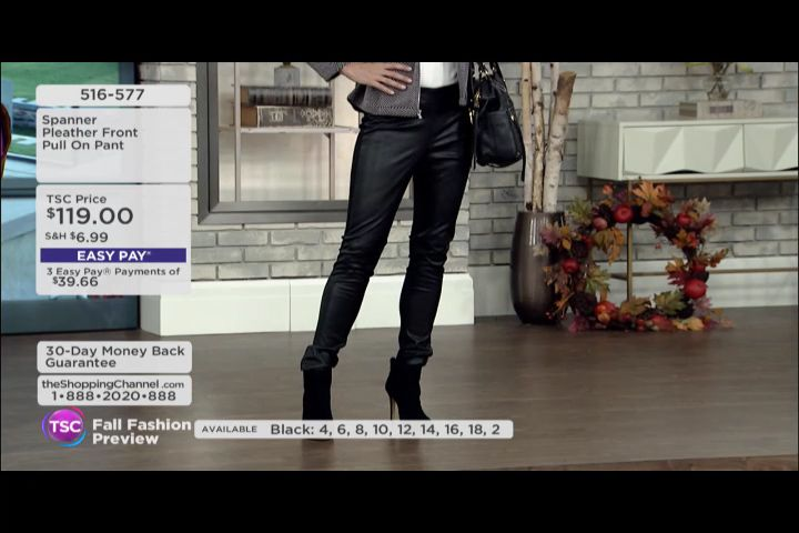 Video1 of Item: 516577 #SPANNER #InspiredStyle #Fall #Fall15 #Fashion #Style #Design #Canada #Shop #Online #Womens #Clothing #Inspire #TheShoppingChannel #TSC