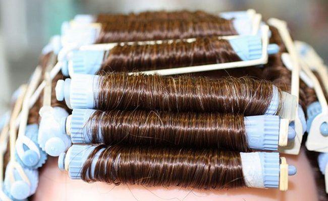 cool Современная химическая завивка волос (50 фото) — Крупные локоны любой длины