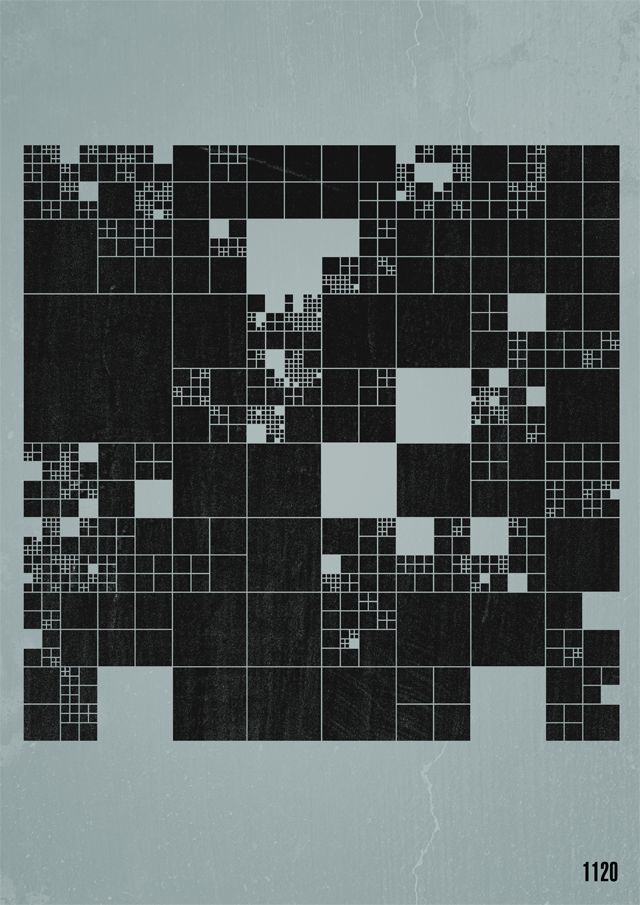 Brute force layout generation made with Processing. by Fabio Franchino.