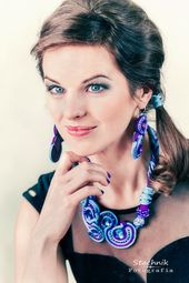 Sweet Soutache by Anna Rochmalska