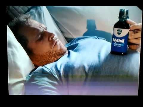 I have my own pitch for Nyquil :)