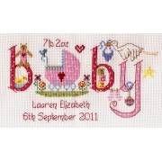 Image of Baby Girl Birth Sampler Kit