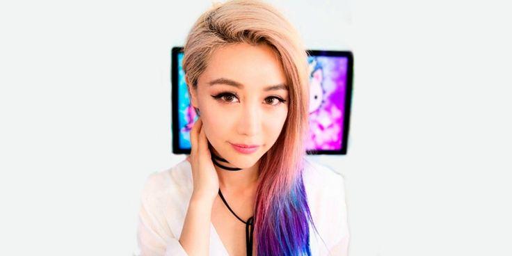 Ideas de maquillaje para chicas con ojos asiáticos