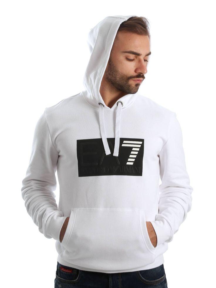 Sweatshirt - AE7 EMPORIO ARMANI A/I 2016/2017