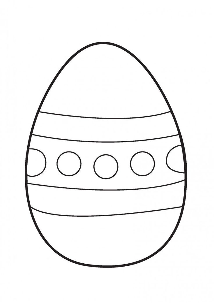 large easter coloring pages - photo#26