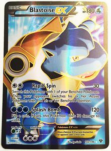 Pokemon Full Art EX Cards