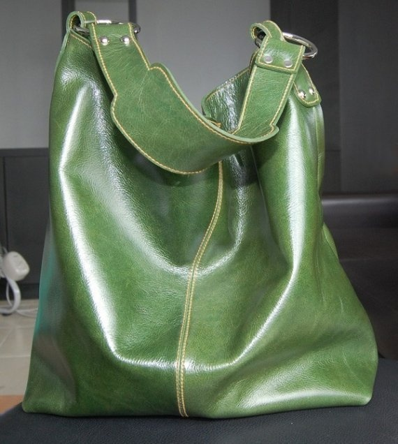 would love this bag in a brighter green...