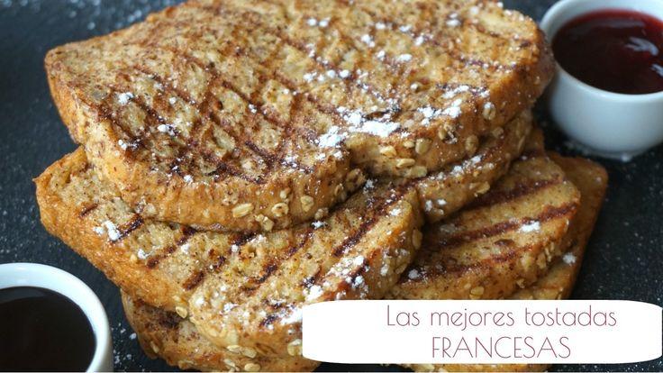 Tostadas francesas con LECHE DE COCO | El DESAYUNO DE LOS DOMINGOS ❤︎
