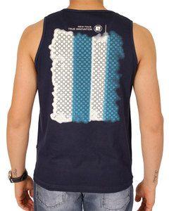 Camiseta Regata Rikwil Azul Marinho 13051637 - #regatamasculina #modamasculina #surf #surfwear #compramais #fretegratis #promocao #modaparahomem http://www.compramais.com.br/masculino/regatas-masculinas/camiseta-regata-rikwil-azul-marinho-13051637/