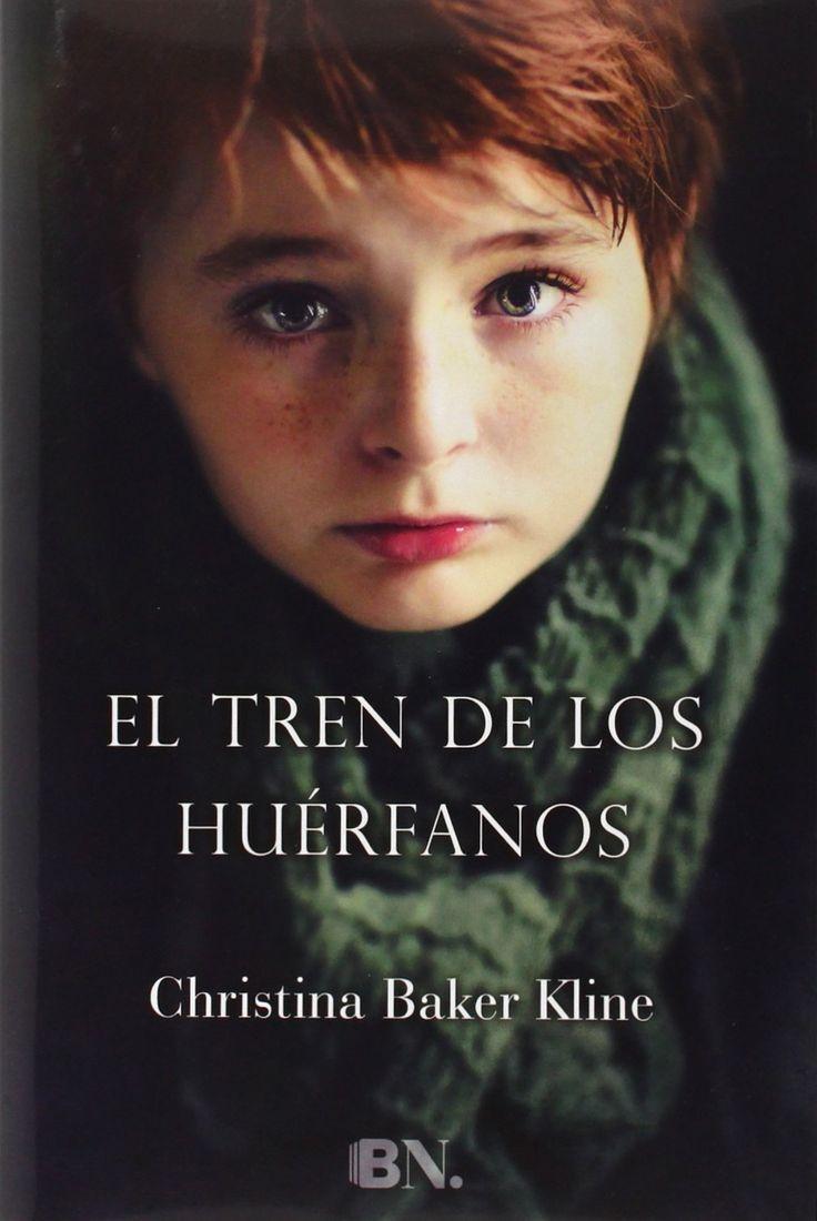 EL TREN DE LOS HUÉRFANOS de Christina Baker  Para evitar ser enviada a un centro de menores, Molly, de 17 años, se ve obligada a ayudar a una mejor de 90 a ordenar su desván.  Una novela que deslumbrado a más de 1.500.000 de lectores.  >> http://www.tuquelees.com/libro/45486/el-tren-de-los-huerfanos